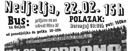 Svi u Osijek!